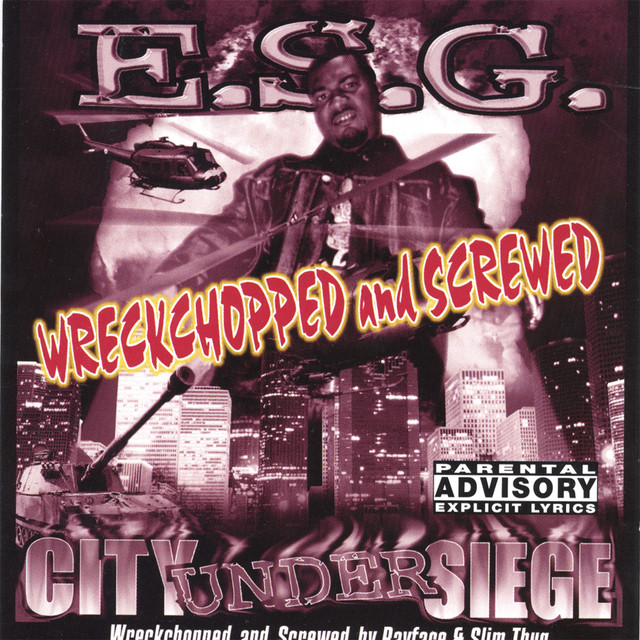 City Under Siege : Wreckchopped & Screwed