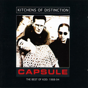 Capsule: The Best of KOD: 1988-94 album