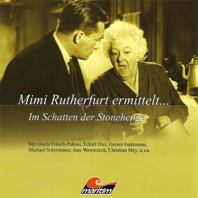 Mimi Rutherfurt ermittelt ..., Folge 4: Im Schatten der Stonehenge Cover