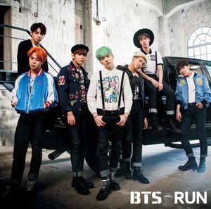 RUN‐Japanese Ver.‐【通常盤】 Albümü