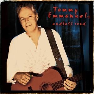 Tommy Emmanuel, Angelina på Spotify