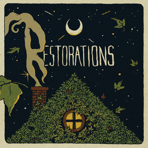 Album cover for LP2 by Restorations