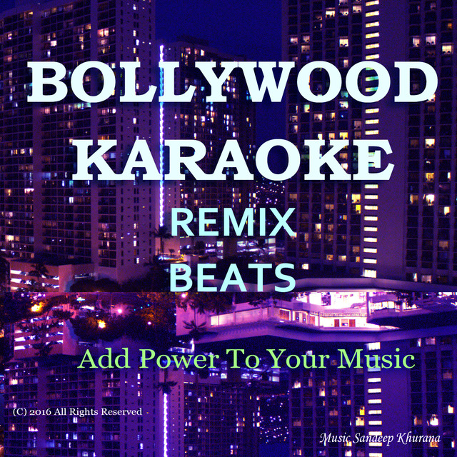 Bollywood Karaoke Slow Beats B Major 100 BPM, a song by