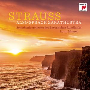 Strauss: Also sprach Zarathustra album