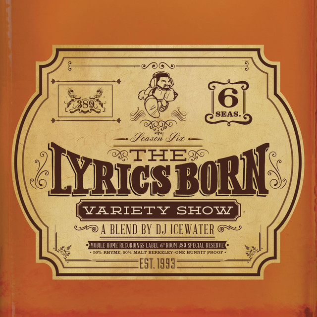 The Lyrics Born Variety Show Season 6