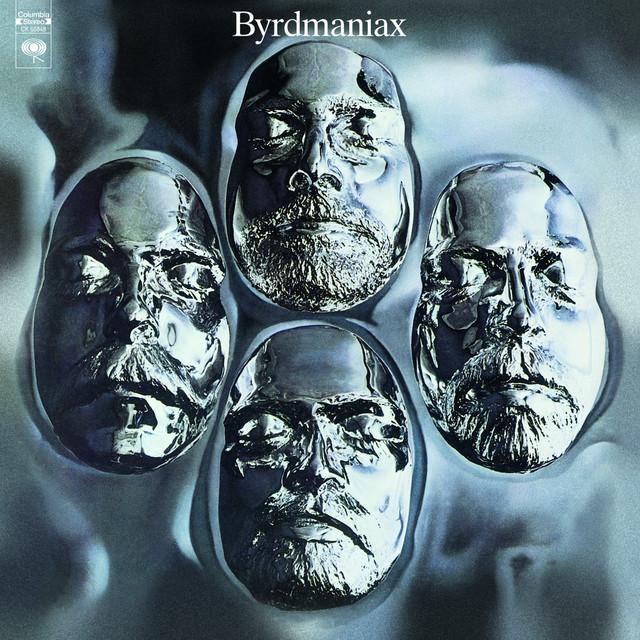 The Byrds Byrdmaniax album cover