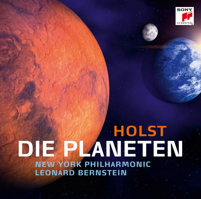 Holst: Die Planeten Albumcover