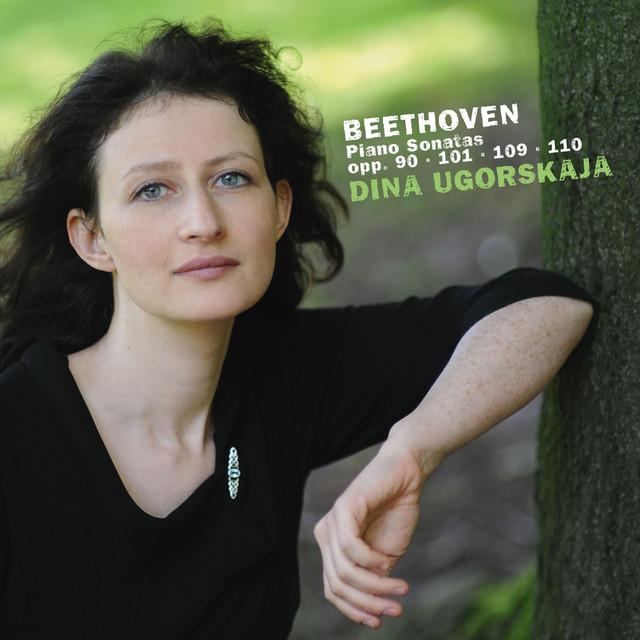 Beethoven: Piano Sonatas, Opp. 90, 101, 109 & 110 Albumcover