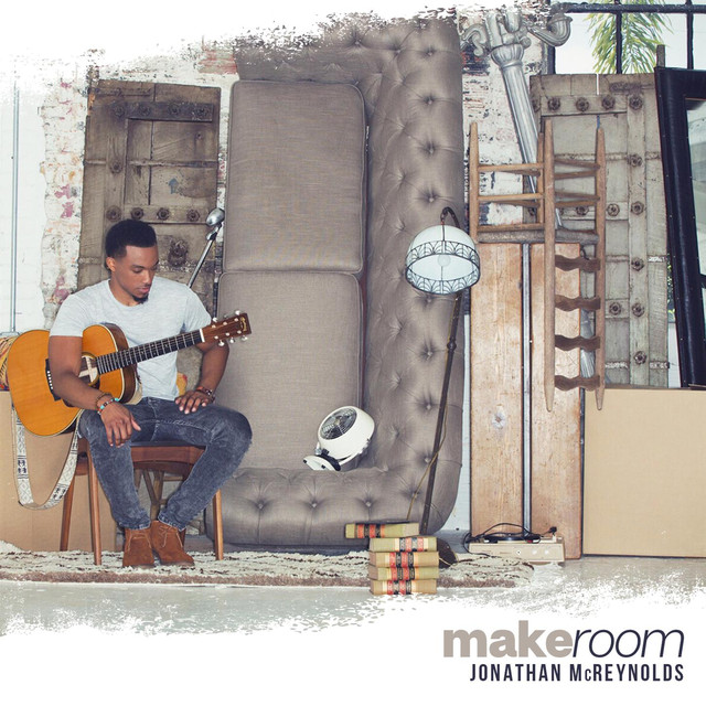 Album cover for Make Room by Jonathan McReynolds