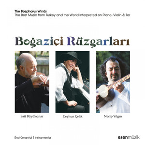 Boğaziçi Rüzgarları / The Bosphorus Winds (The Best Music From Turkey And The World İnterpreted On Piano, Violin And Tar) Albümü