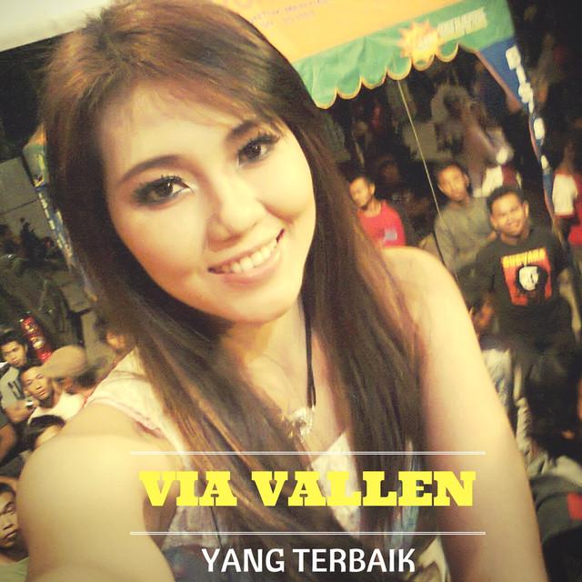 Album cover for Yang Terbaik by Via Vallen