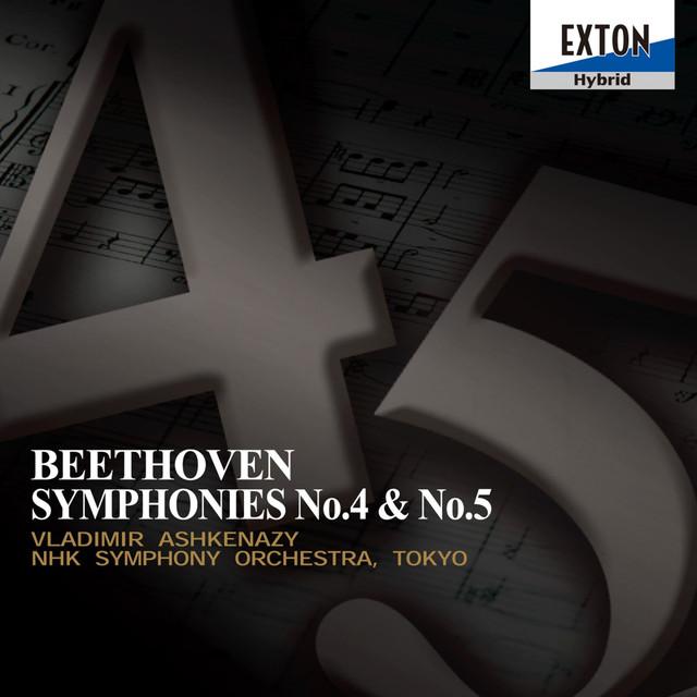 Beethoven: Symphony No. 4 & No. 5 Albumcover