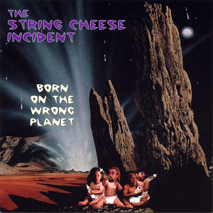 Born on the Wrong Planet album