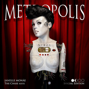 Metropolis: The Chase Suite (Special Edition) Albumcover