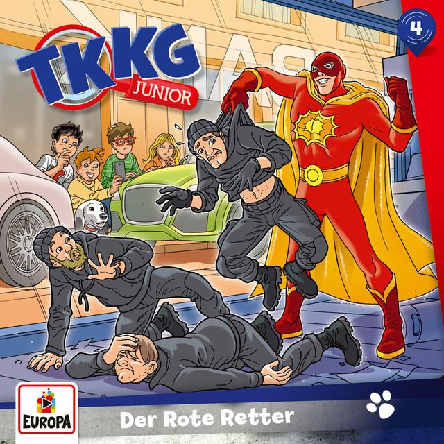 004 - Der Rote Retter Cover