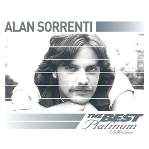 Alan Sorrenti: The Best Of Platinum album