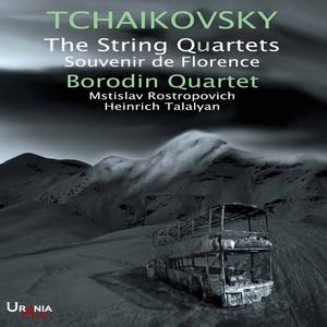 Tchaikovsky: The String Quartets & Souvenir de Florence Albümü