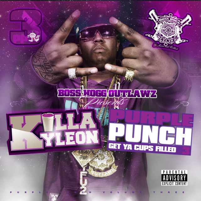 Killa Kyleon Purple Punch Volume 3