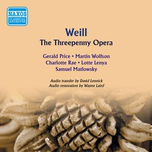 Weill: The Threepenny Opera (Original 1954 Cast, Arr. M. Blitzstein) album