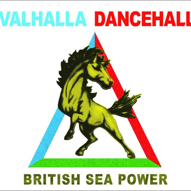 Album cover for Valhalla Dancehall by British Sea Power
