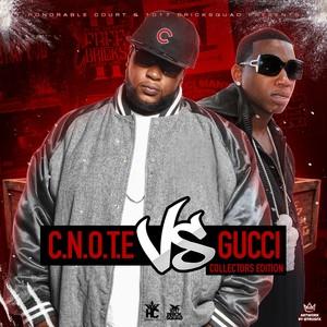 C.N.O.T.E Vs Gucci: Collectors Edition Albumcover