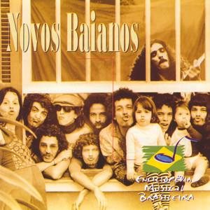 Enciclopédia Musical Brasileira - Novos Baianos