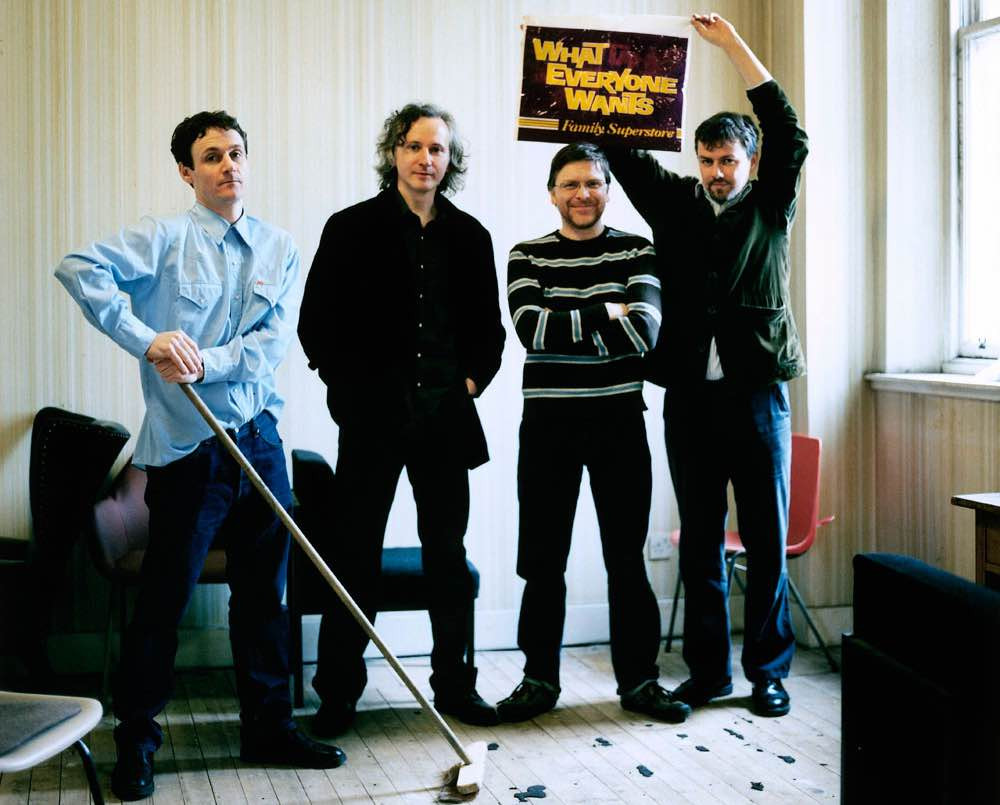 Teenage Fanclub tickets and 2018  tour dates