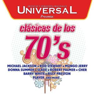 Universal Presenta...Clasicas De Los 70´S