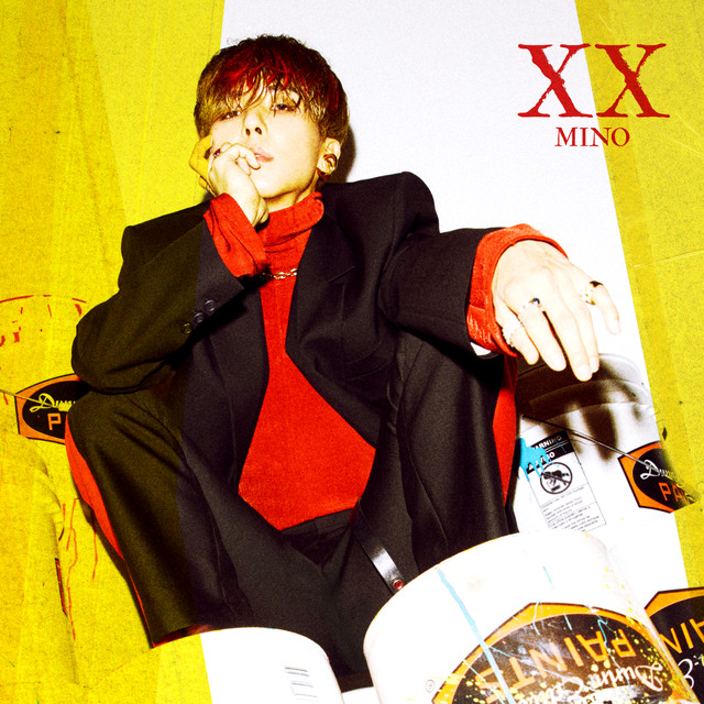 Album cover for XX by MINO