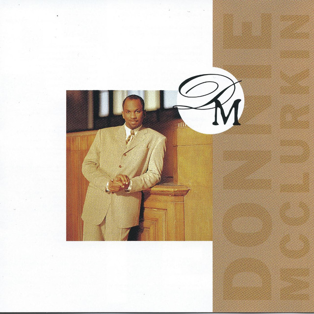 Donnie McClurkin Donnie McClurkin album cover