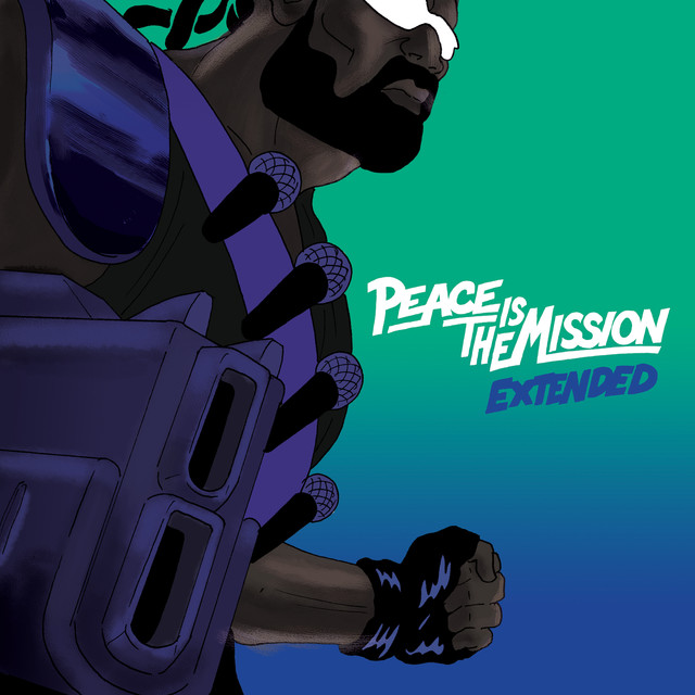 Album cover for Peace Is The Mission (Extended) by Major Lazer