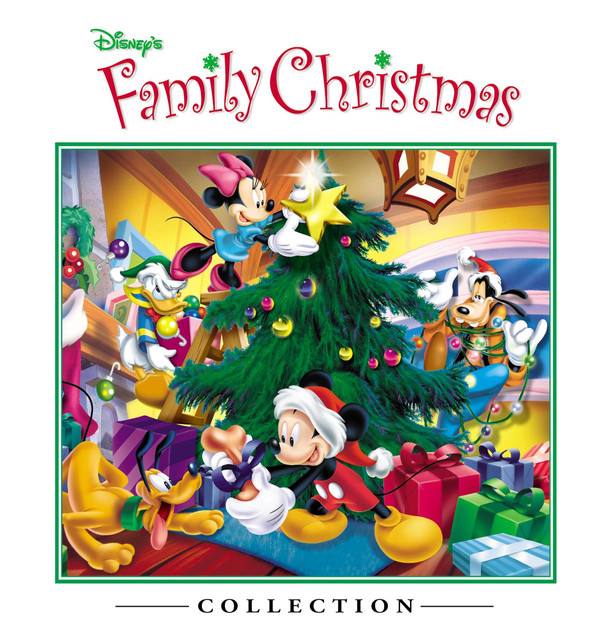 disneys family christmas collection by various artists on spotify
