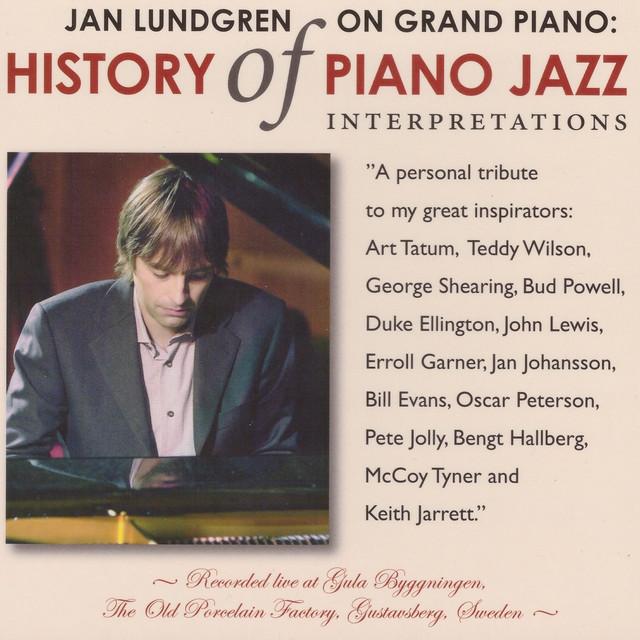 History of Piano Jazz - Interpretations (Live)