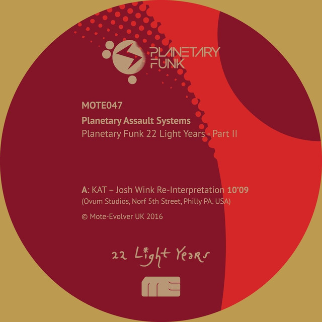 Planetary Funk 22 Light Years Series (Part 2)