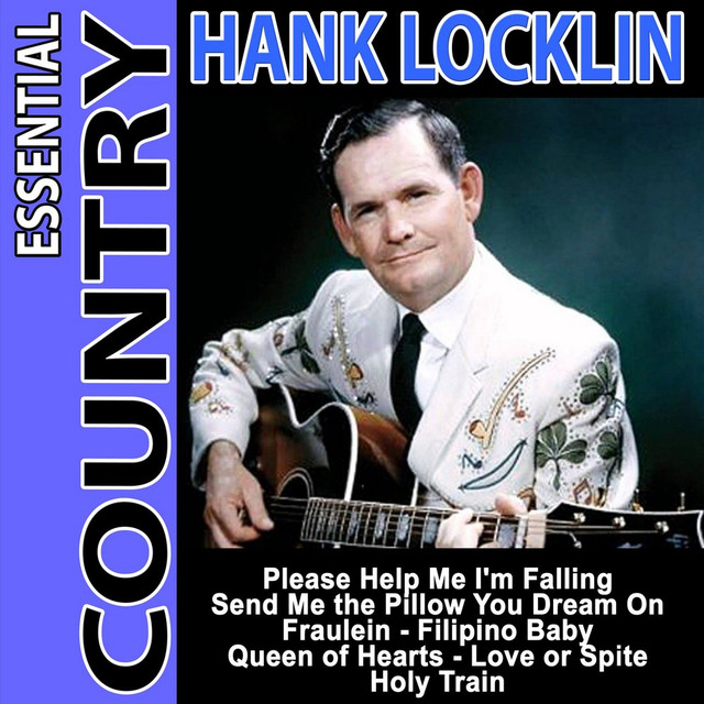 Hank Locklin Essential Country - Hank Locklin album cover
