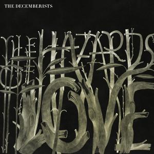 The Hazards Of Love Albumcover