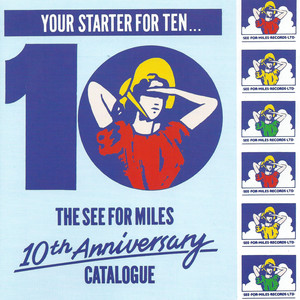 The 'See For Miles' 10th Anniversary Catalogue - Small Faces