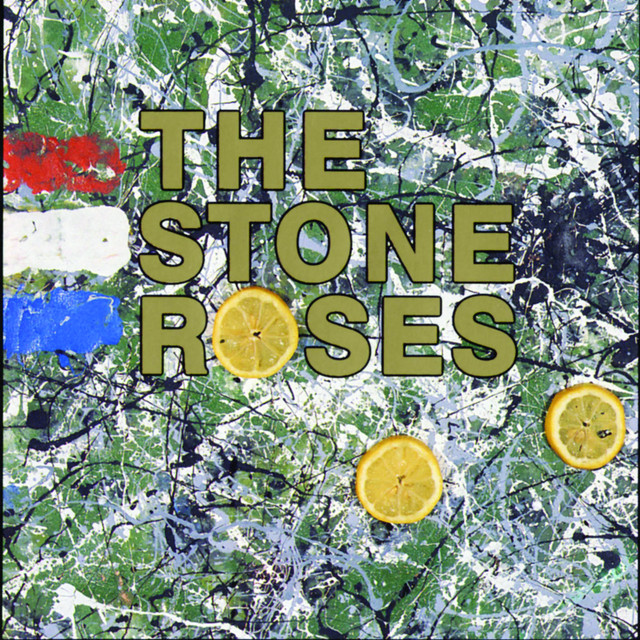 Framed S Print Stone Roses Waterfall 20 Colours Options Black White