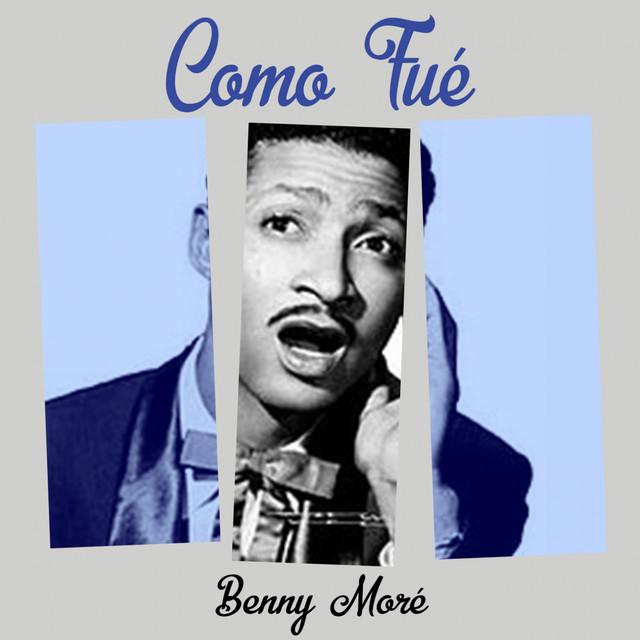Album cover for Como fué by Beny Moré, Olga Guillot, Pérez Prado