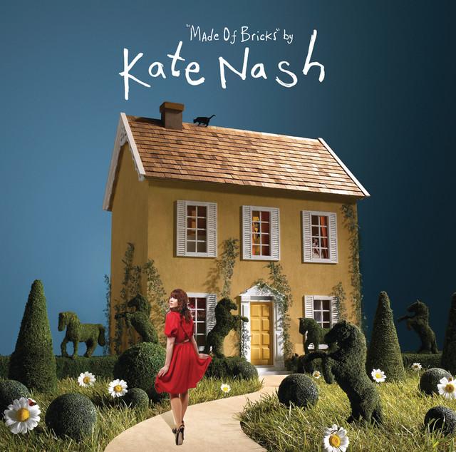 Kate Nash Made of Bricks album cover