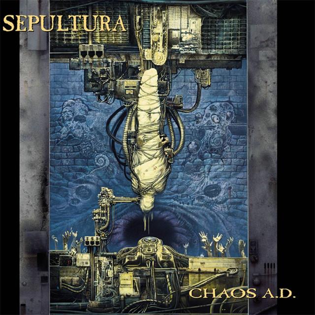 Chaos A.D. (Reissue)