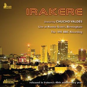 Irakere - Live at Ronnie Scott's Birmingham album