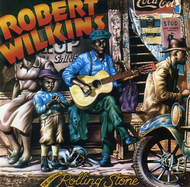 Robert Wilkins