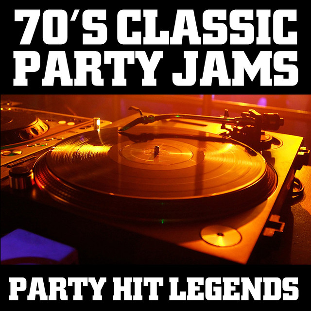 70s Classic Party Jams By Hit Legends On Spotify