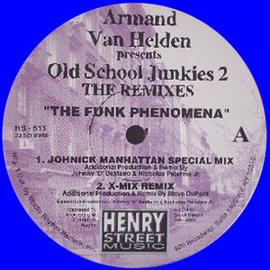 The Armand van Helden Phenomena