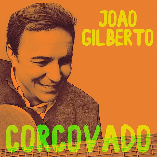 João Gilberto Corcovado album cover
