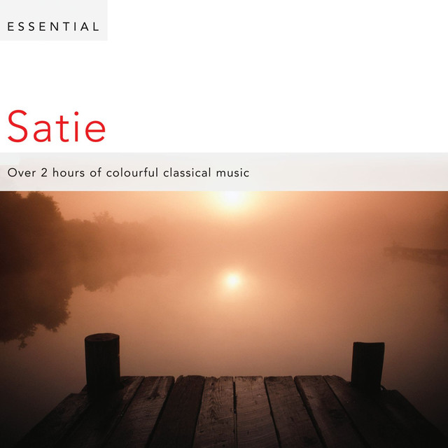 Essential Satie Albumcover