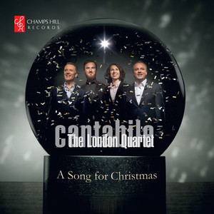 Hugh Martin, Ralph Blane, Cantaible – The London Quartet Have Yourself A Merry Little Christmas cover
