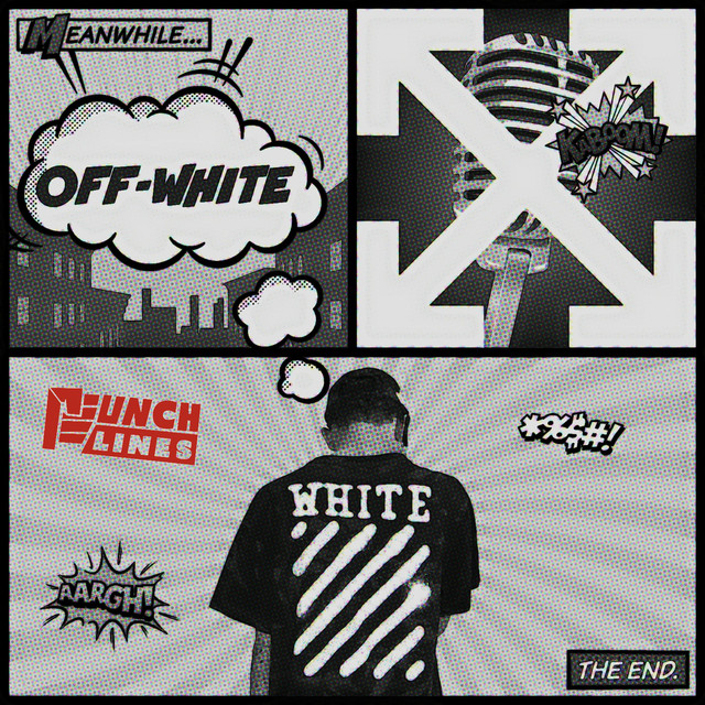 Off-White, a song by Punch Lines on Spotify