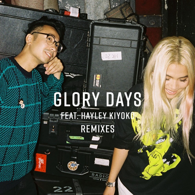 Glory Days (feat. Hayley Kiyoko) [Remixes]